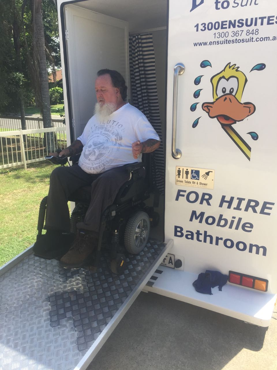 Shower Chairs Adelaide Disabled Portable Bathroom Hire Ensuites To Suit
