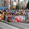 iDOL Streetが今年も秋葉原観光大使に!お笑い芸人らも集合し盛り上げる!