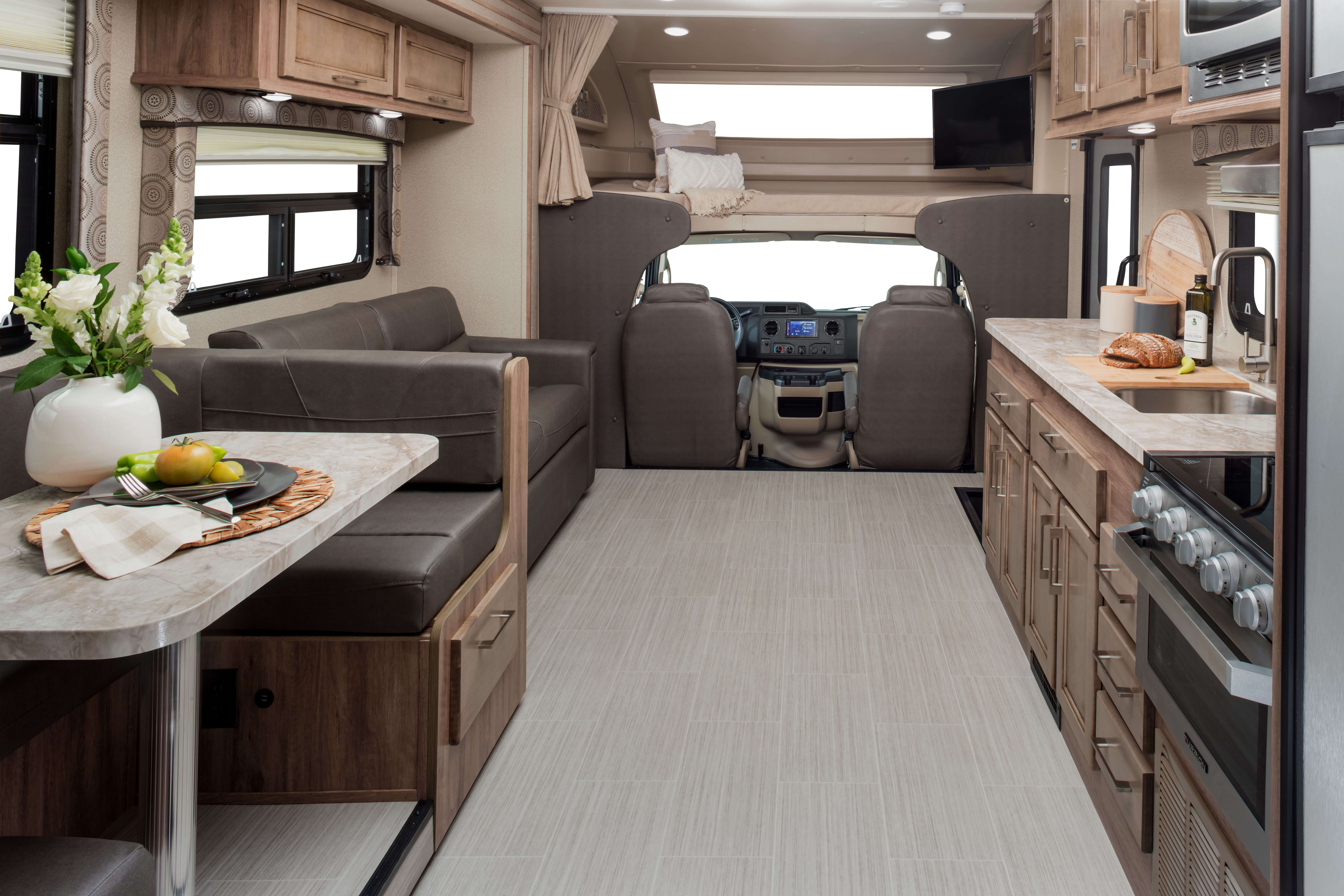 2020 Kitchen Design Manual The 2020 Odyssey Class C Motorhome Entegra Coach