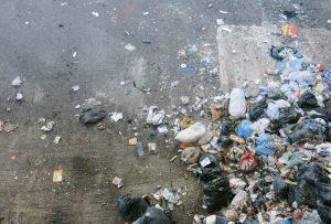 Trash at Braambergen, Almere