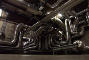 Heatpipes VU Amsterdam (photo J. Jongert)