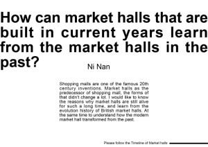 Ni Nan Market Halls