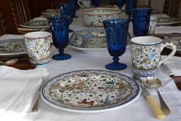 Each plate is unique