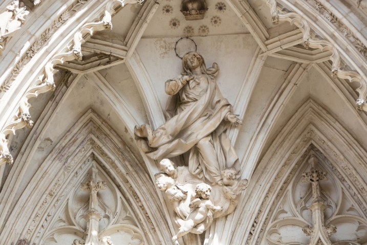 Toledo Cathedral -3146