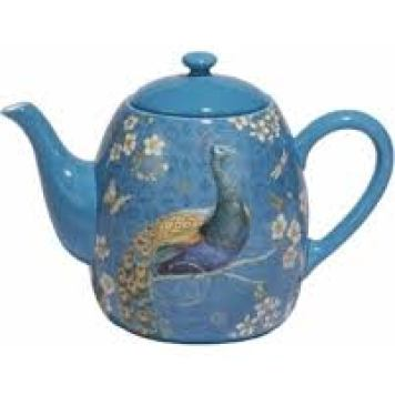 Exotic Garden Teapot