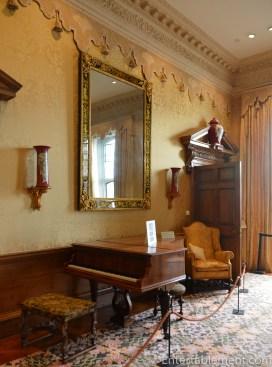 Yellow Drawing Room Piano