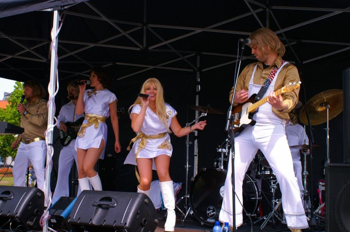 Abba Band Abba Tribute Band London Uk And Gothenburg Sweden