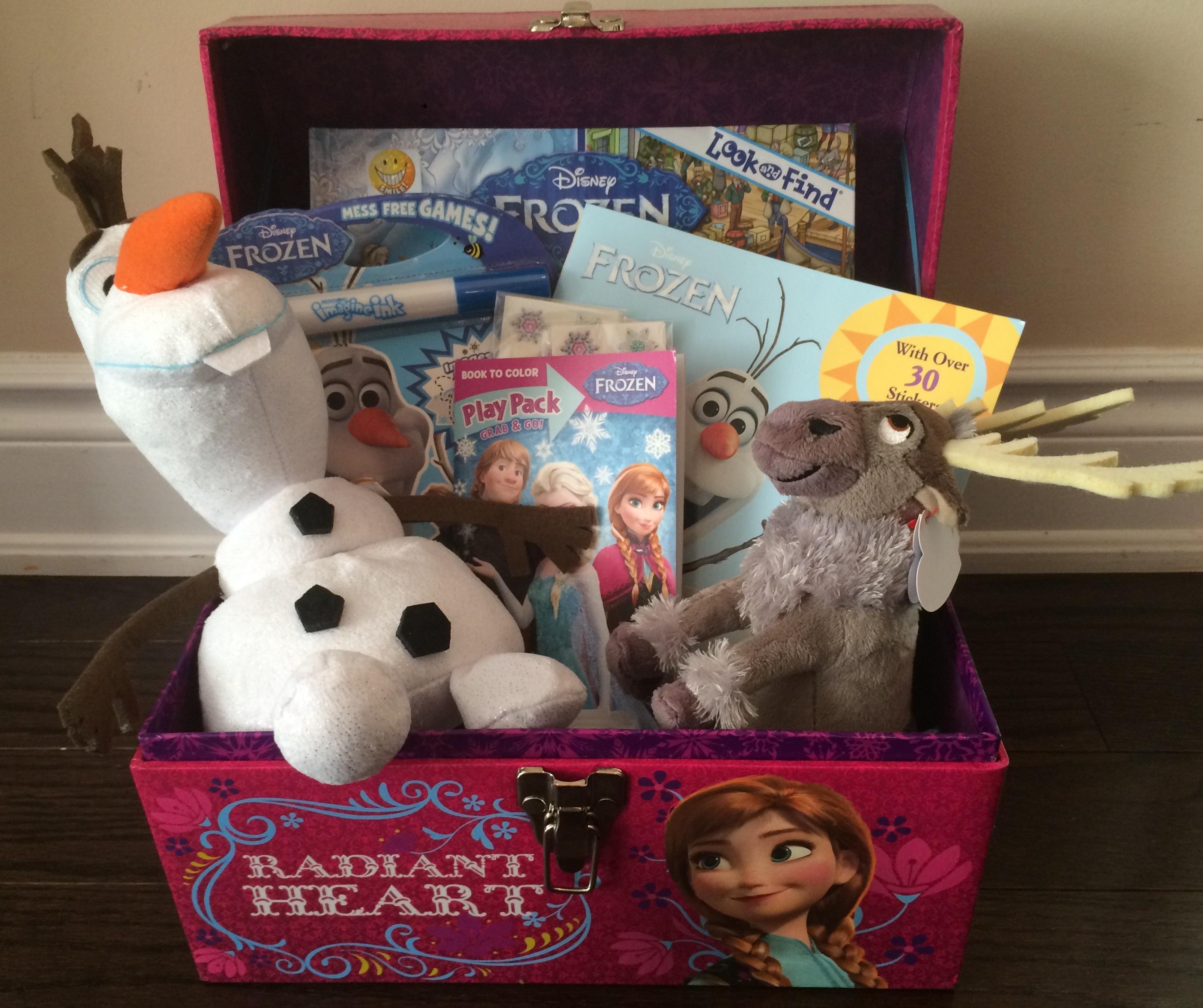 Frozen Toys Contest (Expired)