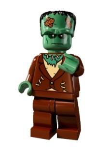 Minifigure Frankenstein 4