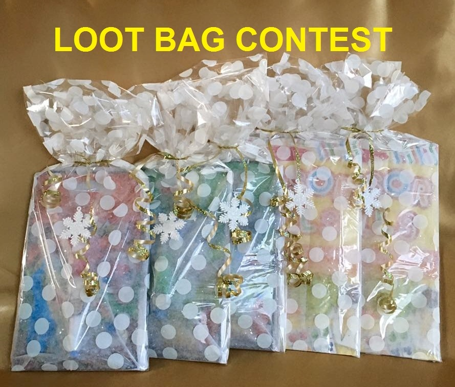 PARTY LOOT BAGS GIVE AWAY