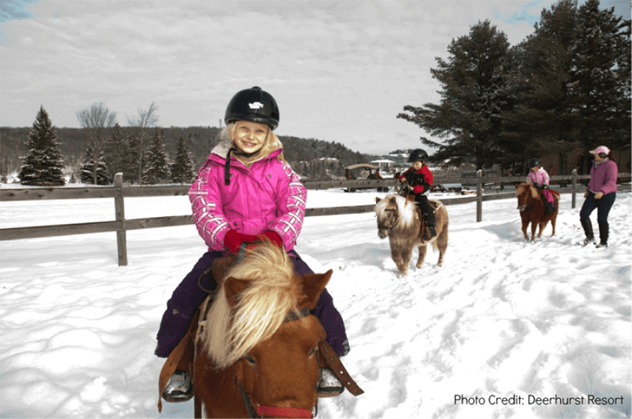 child-riding-pony-deerhurst-resort