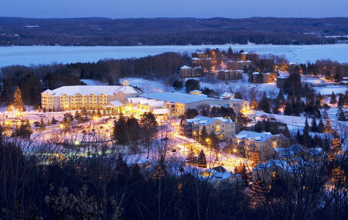 Deerhurst Resort Deal: Holiday Break 2015