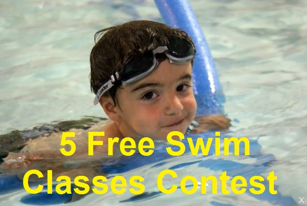 FREE SWIMMING LESSONS CONTEST