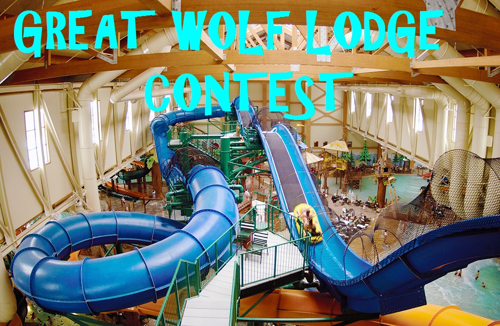 GREAT WOLF LODGE CONTEST!!!