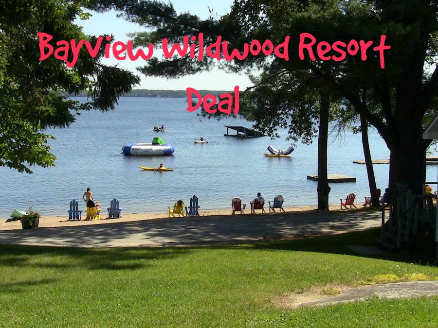 Bayview Wildwood Resort Deal