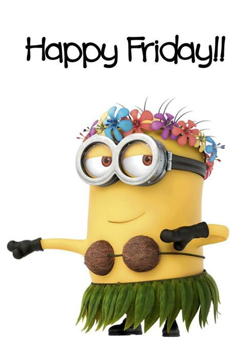 Minion-Wishes-You-Happy-Friday