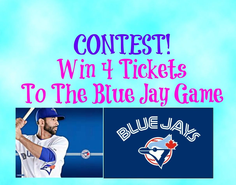 Win 4 Blue Jays Tickets