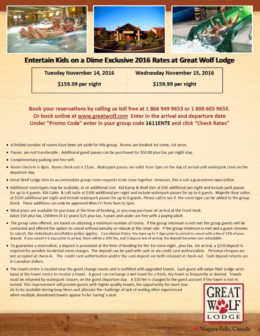 thumbnail_entertain-kids-on-a-dime-booking-information-for-nov-15-16%2c-2016-at-great-wolf-lodge