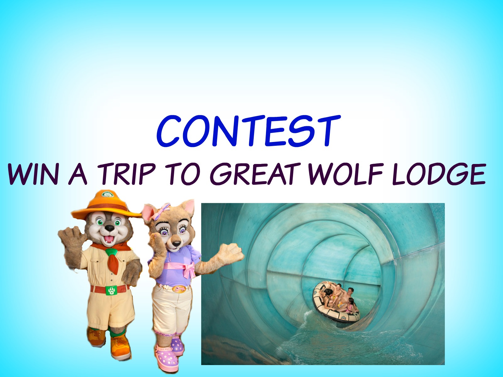 Great Wolf Lodge Contest