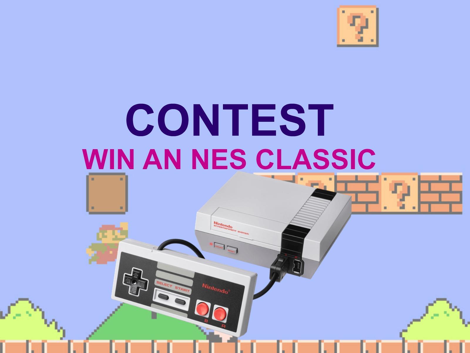 Contest: Win a Nintendo NES Classic