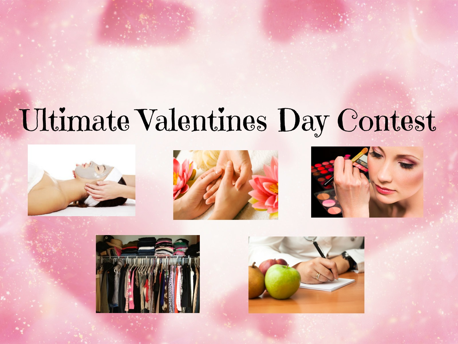 Ultimate Pamper Contest For Valentine's Day