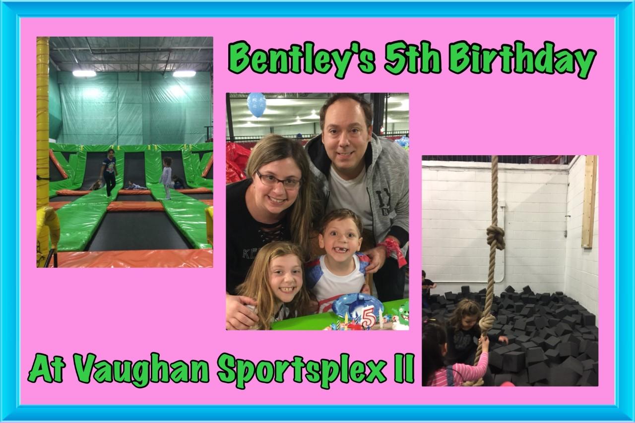 GTA Sportsplex Review (My Son's Birthday)