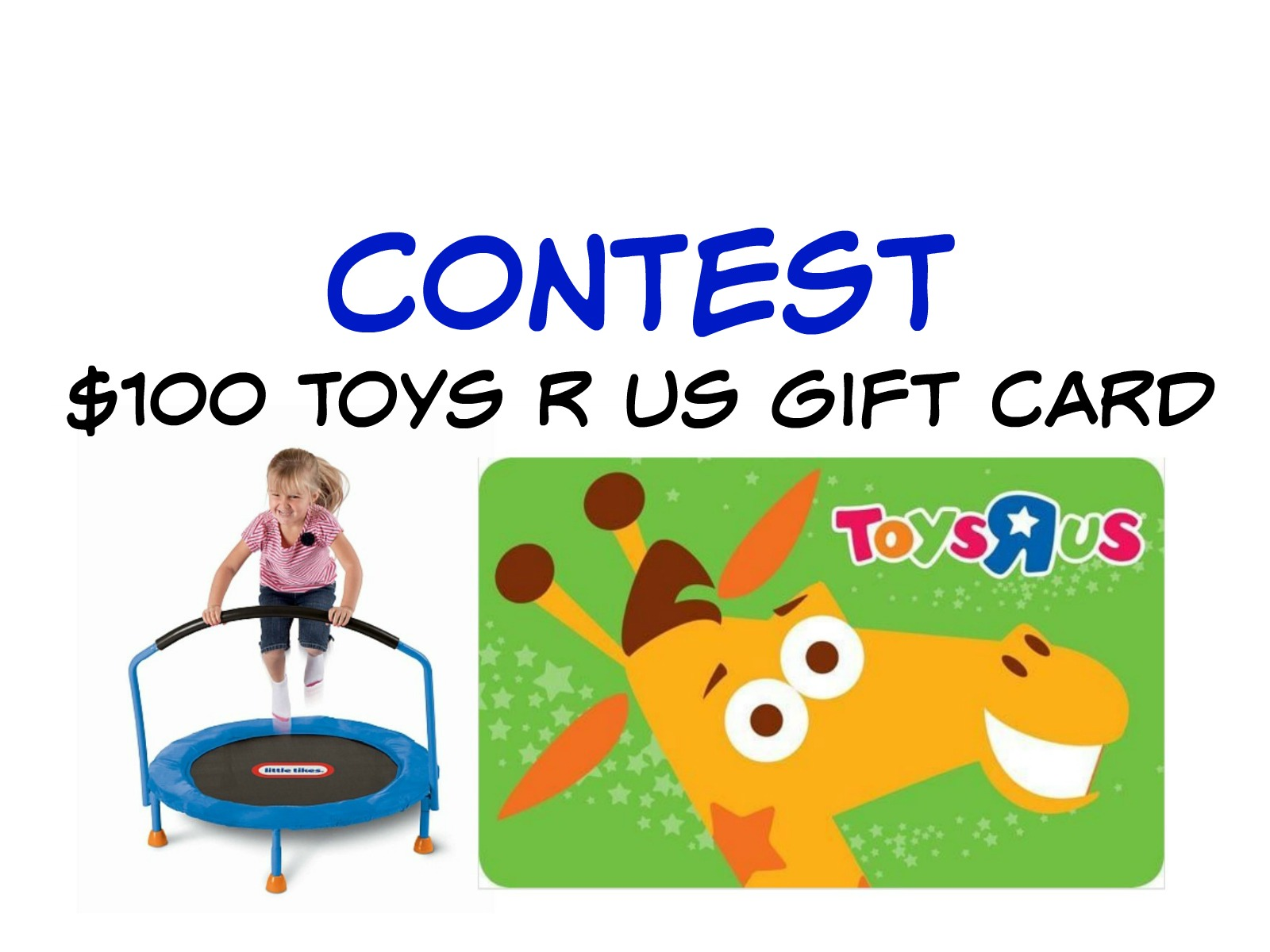 Contest: $100 TOYS R US Gift Card