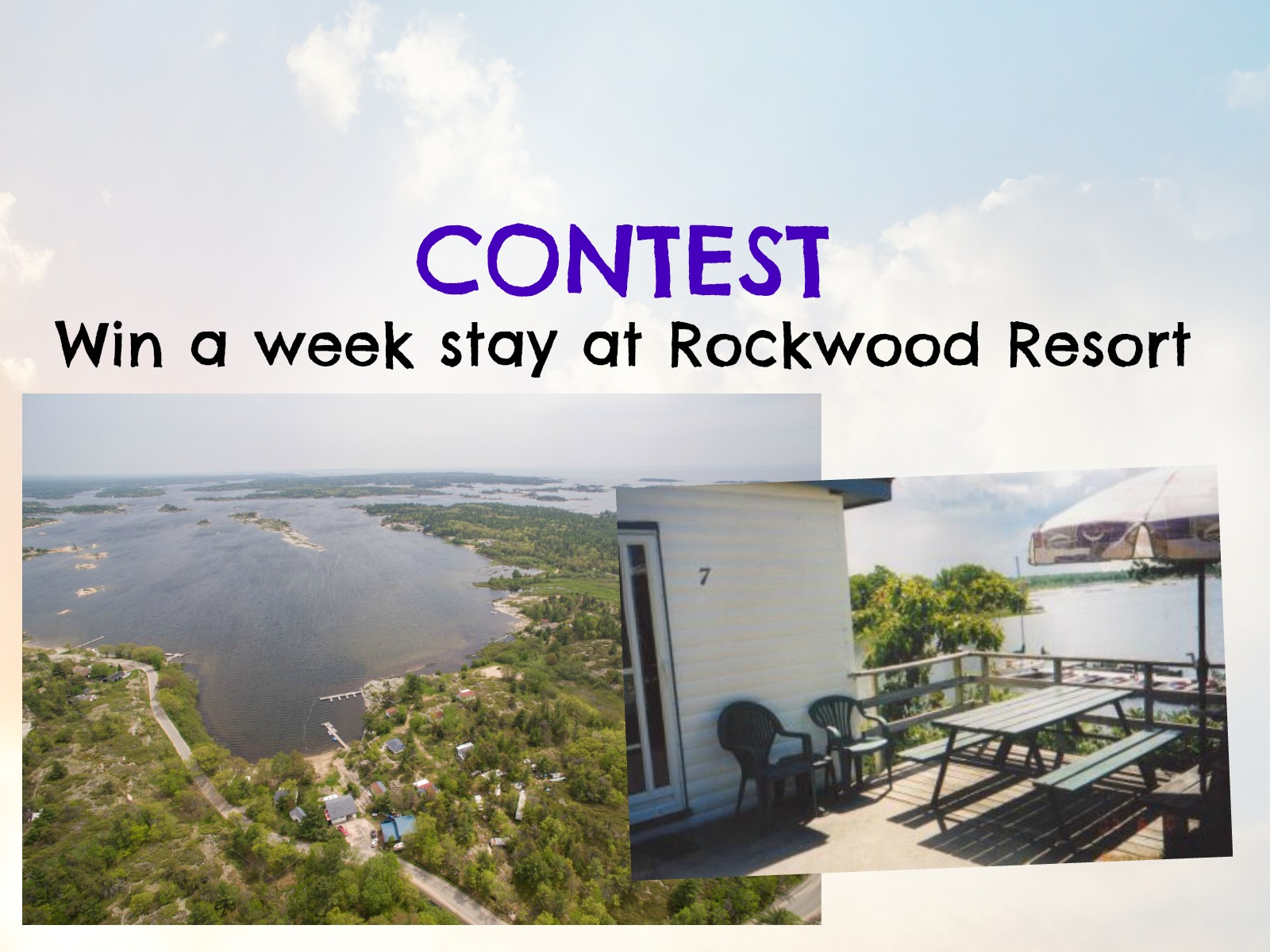 Contest: Win A 1 Week Stay At Rockwood Resort