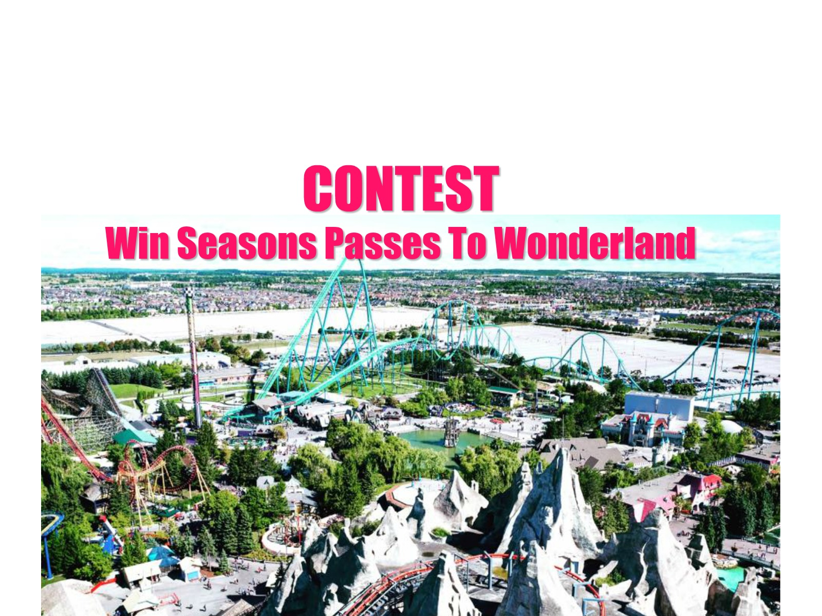 CONTEST: Win Wonderland Seasons Passes
