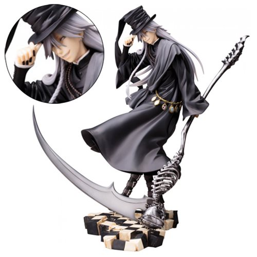 Chinese Wholesale Middleton Black Butler Book Of Circus Undertaker Artfx J Statue