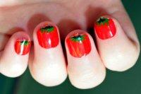 40 Elegant Fruit Nail Designs   EntertainmentMesh