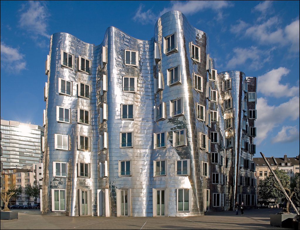 Frank Gehry Architecture 40 43 Most Unusual And Creative Architecture Buildings