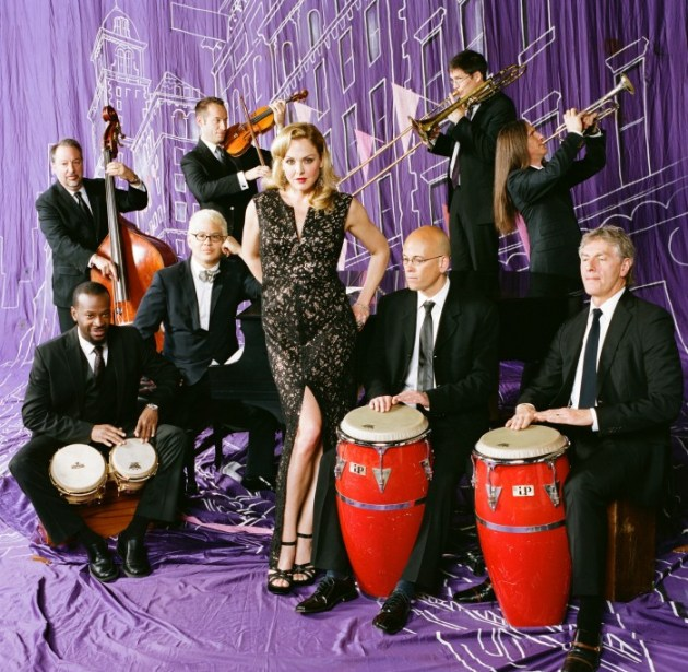 Storm Large and Pink Martini