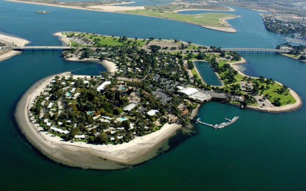 44 Acres in San Diego, almost Fiji