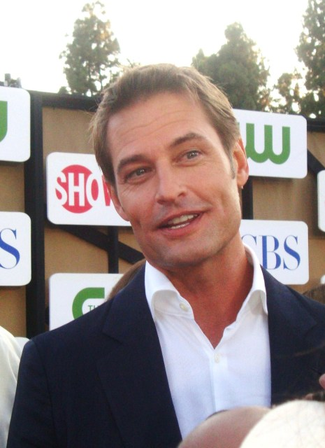 Josh Holloway,  photo by Margie Barron