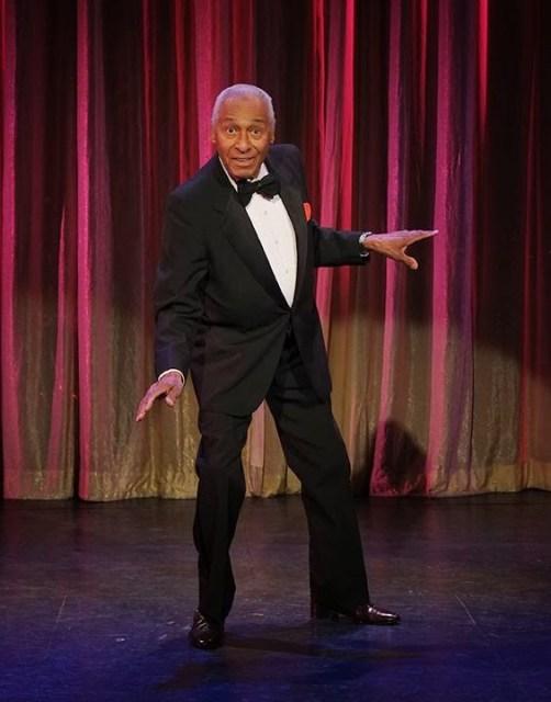 Arthur Duncan, legendary song & dance man