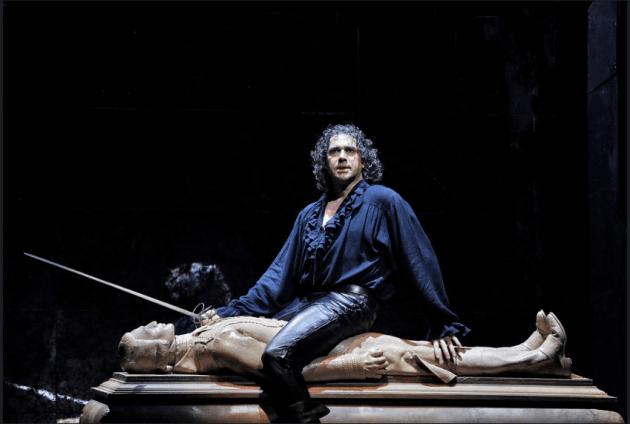 Bass-baritone Ildebrando D'Arcangelo is Don Giovanni. Photo by Cory Weaver