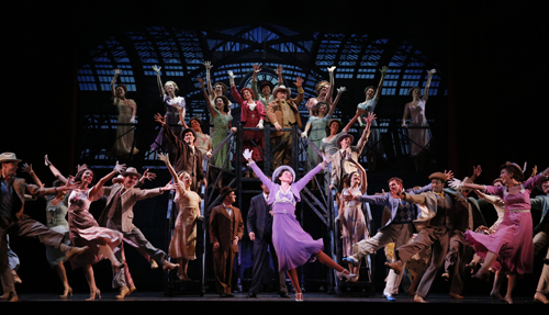 42nd Street at the Hollywood Pantages