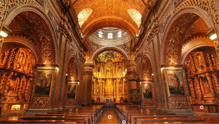 interior-of-compania-di-jesus-quito