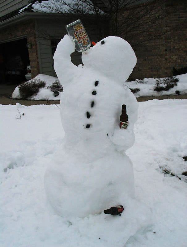 22-most-creative-snowmen-of-2016