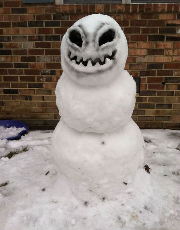 25-most-creative-snowmen-of-2016