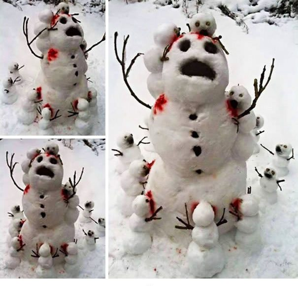8-most-creative-snowmen-of-2016