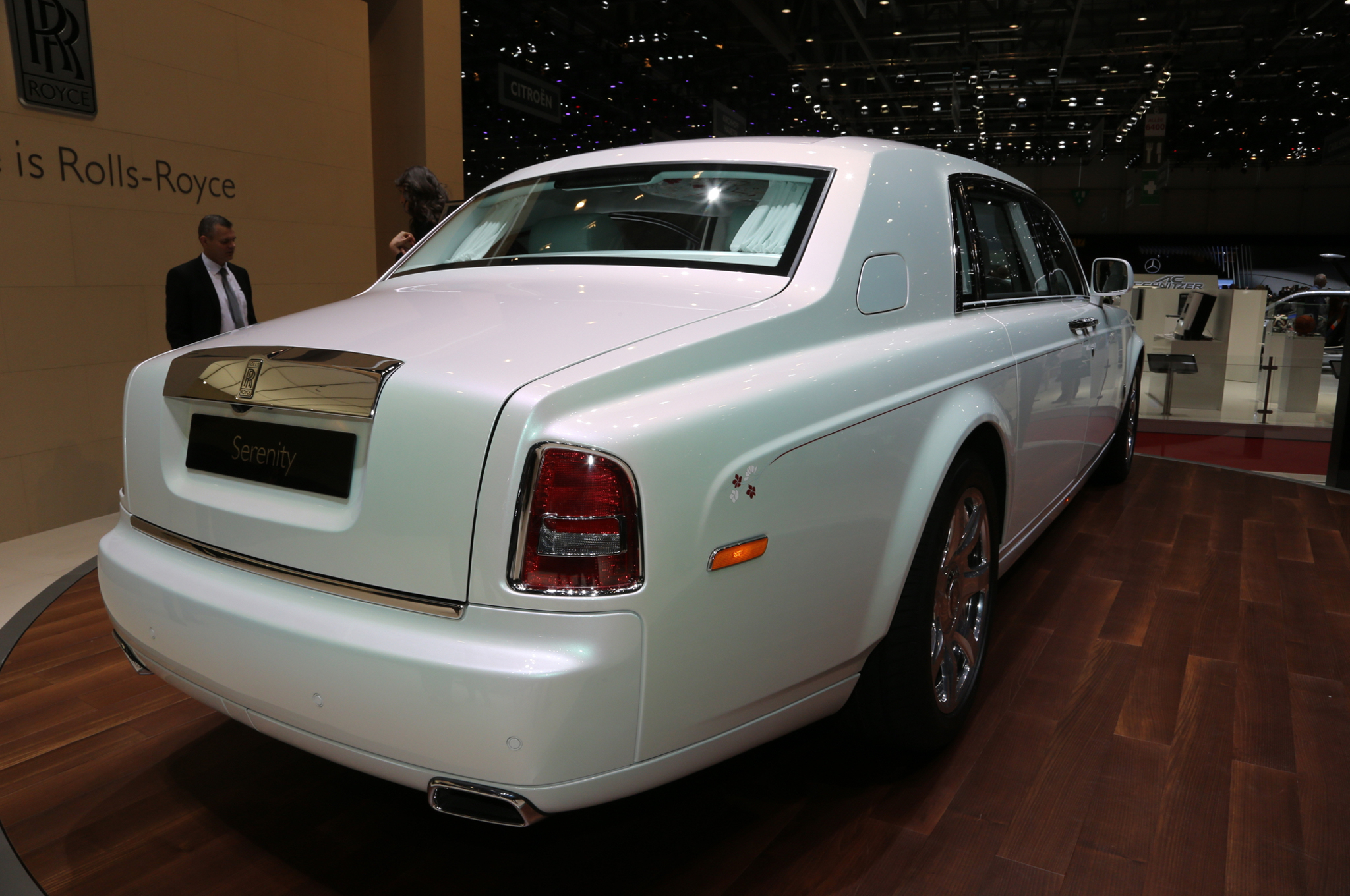Phantom Serenity Rolls Royce Phantom