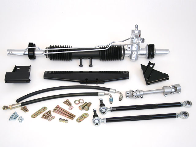 Rack And Pinion Steering Conversions Hot Rod Network