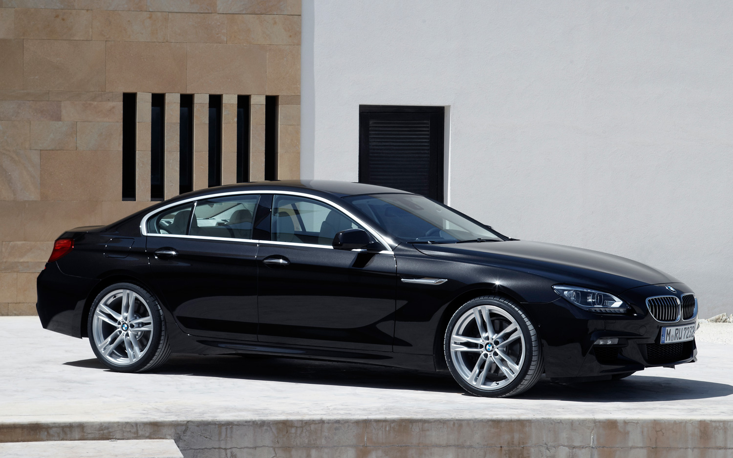 Bmw Gran Coupe 6 Confirmed Bmw M6 Gran Coupe Launching In 2013 Motortrend