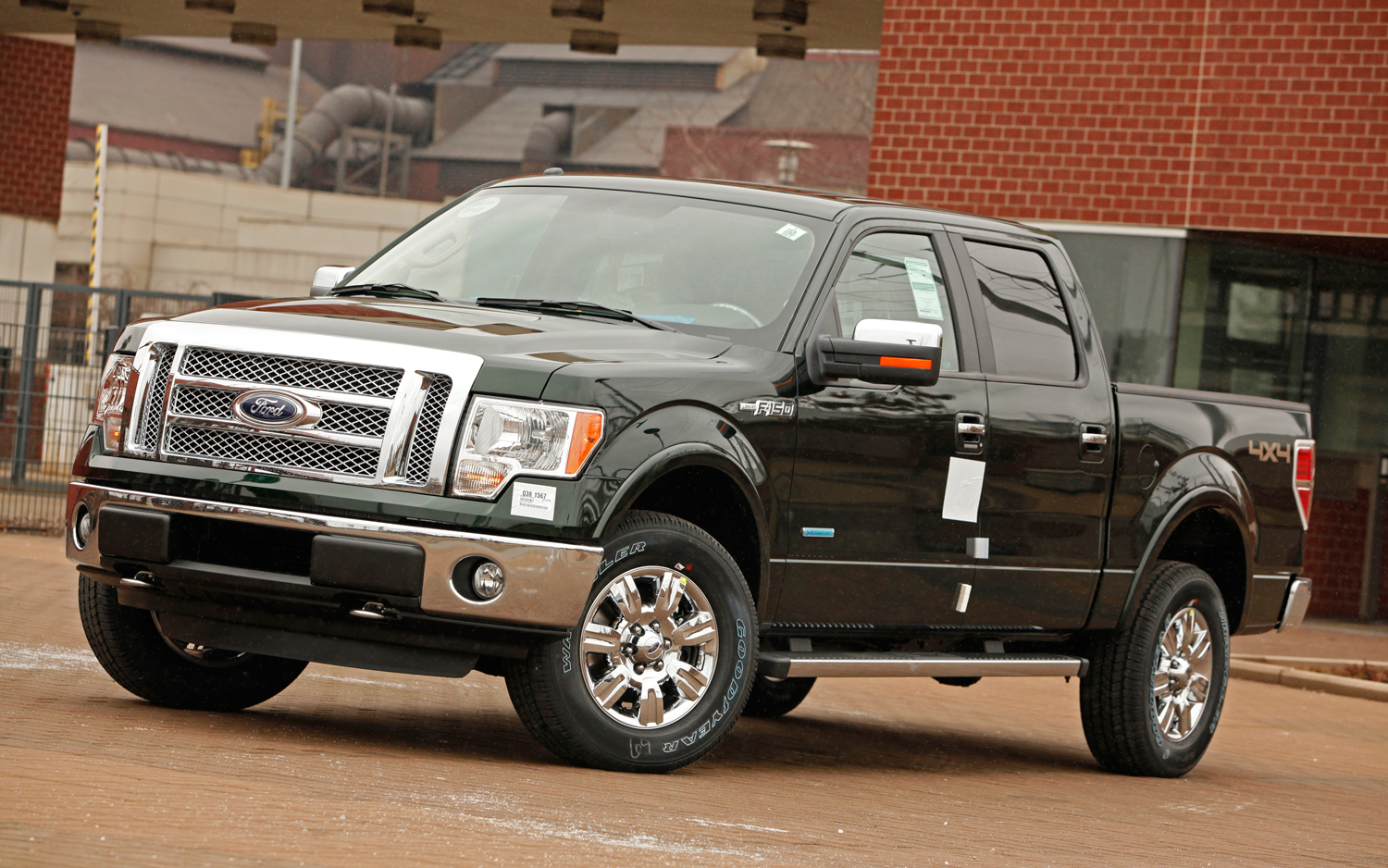 Ford F150 4x4 2012 Ford F 150 Lariat 4x4 Ecoboost Long Term Update 2 Motor Trend