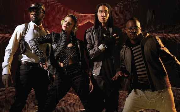 Black Eyed Peas en Argentina