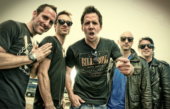 Entradas para Simple Plan en Argentina 2012