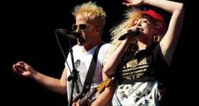 The Ting Tings en Argentina 2012 (Groove)