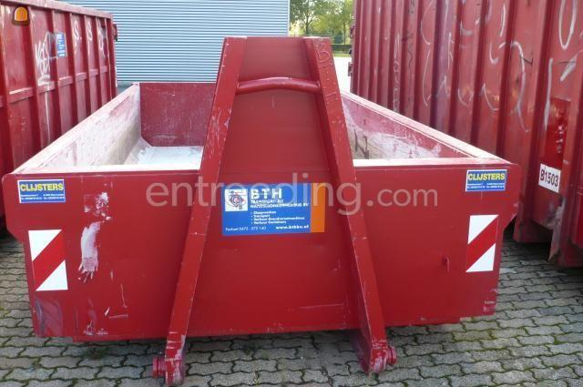 3 Kuub Zand Materieel Open Container 10 M3 Containers 43220369 - Bloem